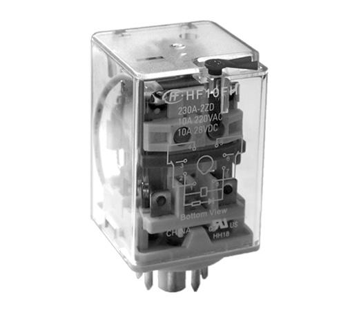 Relay 24VDC 3C 250VAC/3x5A