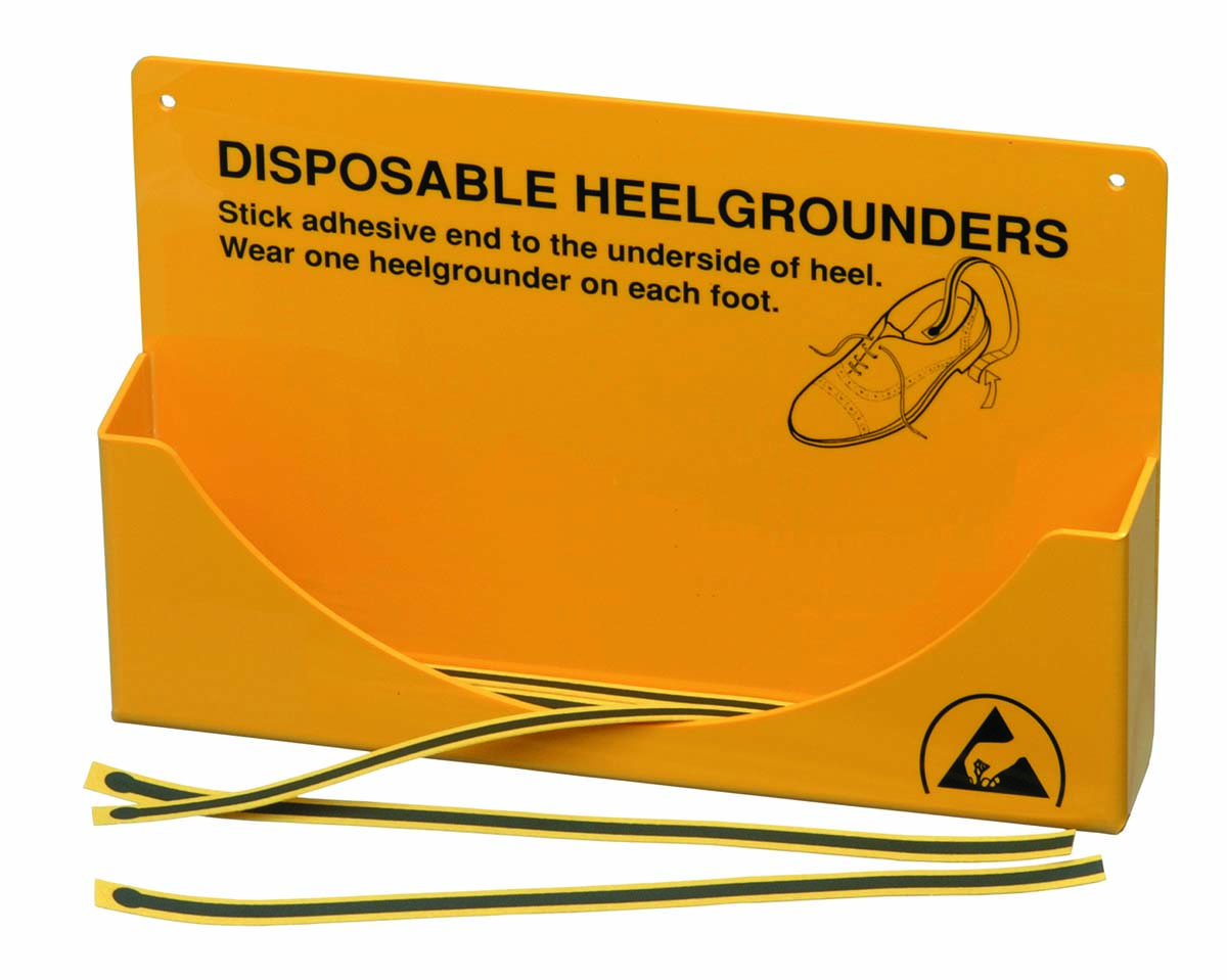 Heel Grounder Dispenser