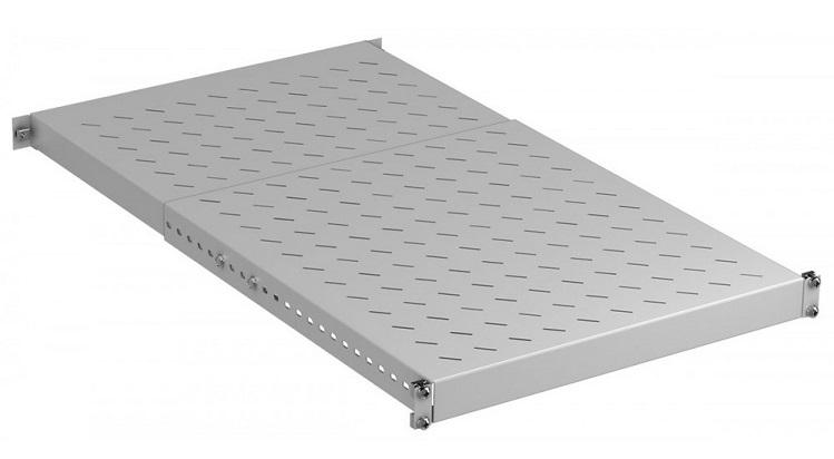 Shelf 1U D500-900 (150 kg), RAL7035