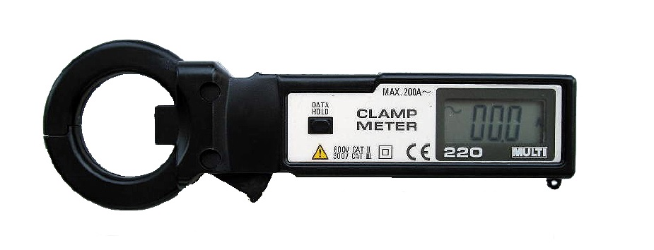 Mini Digital Clamp Tester