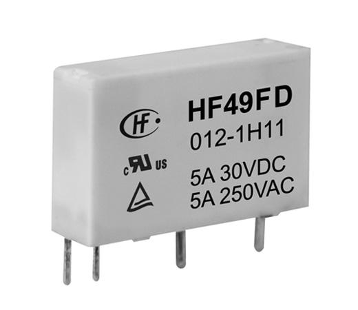 Relay 24VDC 1H 240VAC/5A