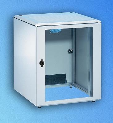 Smaract with glass door 15U D600