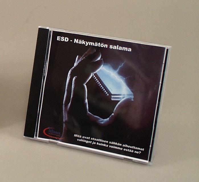 ESD-CD 13 min, english