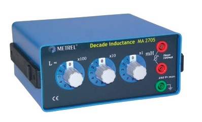 Inductance decade