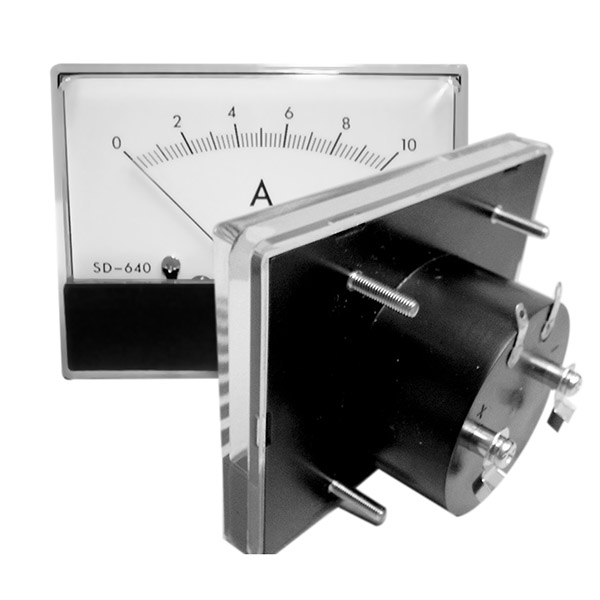 panel meter 50A DC FE +shunt
