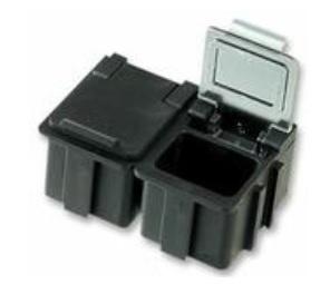 SMD-box N1 1-6-6-10-1 clear