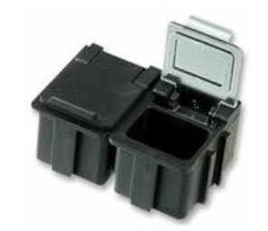 SMD-box N1 1-6-6-10-10 black
