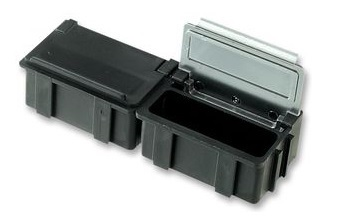 SMD-box N2 2-6-6-10-10 black