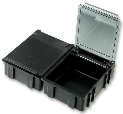 SMD-Box N3 1-6-6-10-1 clear