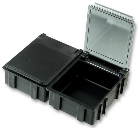 SMD-box N3 3-6-6-10-10 black