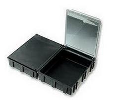 SMD-box N4 6-6-10-1 clear