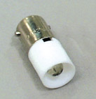 Led Ba9s 6V DC white