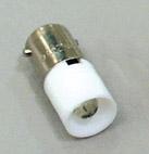 Led Ba9s 24V AC/DC white