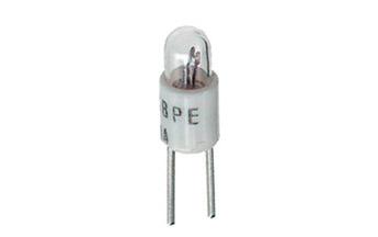 Lamp T-1 bi-pin 14V 40mA