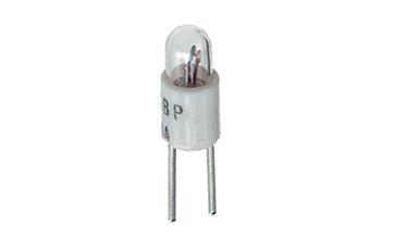 Lamp T-1 bi-pin 5V 75mA