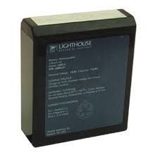 Battery & Charger, Solair 50/100LPM