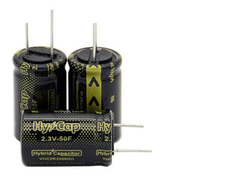 Hybrid capacitor 50F 2,3V