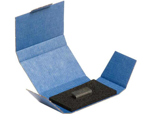Shipping box 95x30x15mm+6mm foam
