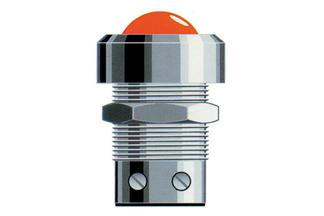 Indikaattori 22,5mm pun 230VAC