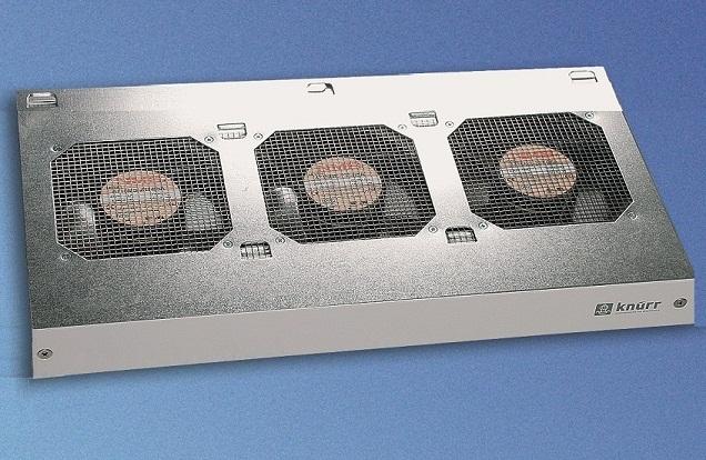 CoolBlast 230V 3-fan+term.
