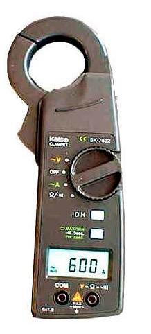 AC-clamp meter, CE