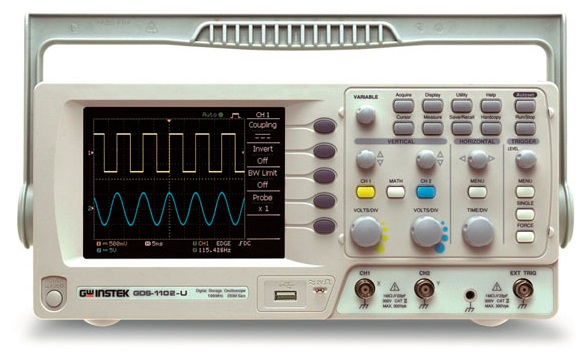 GDS-1102-U (CE) Oscilloscope