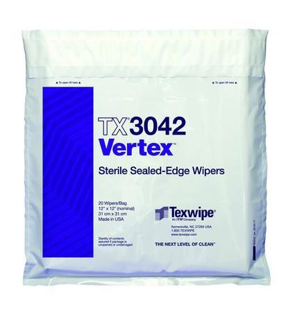 """Vertex, 12"""" x 12"""", 100pcs/bag"""