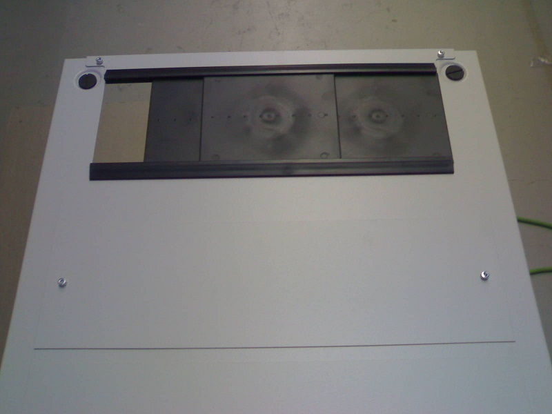 CoolBlast topcover W800 D600