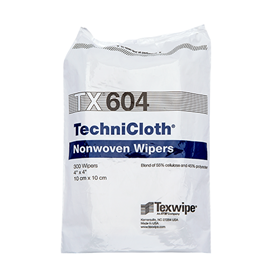"TechniCloth 4x4"", 1200/bag"