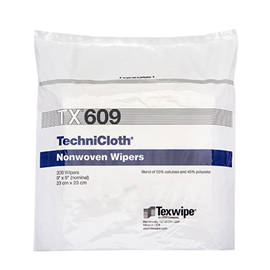 "TechniCloth 9x9"" /300/bag"