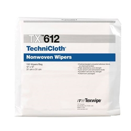 "TechniCloth 12""x12"" 150/bag"