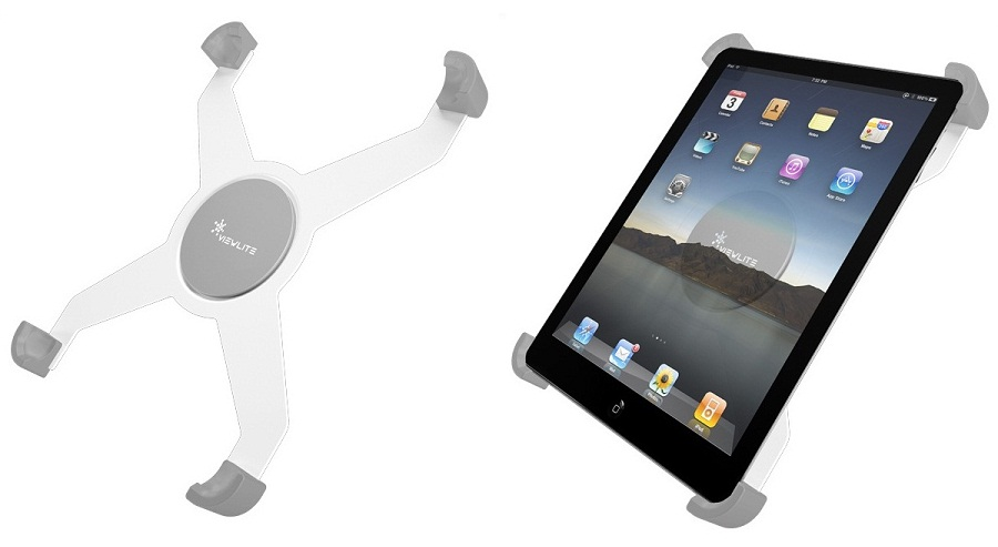 ViewLite iPad Holder, white