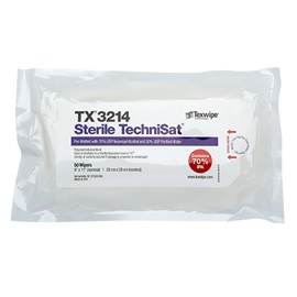 "Sterile TechniSat 9x11"", 50pcs/pack"