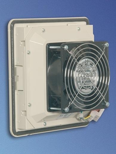 Filter fan 204x204/230V 7035