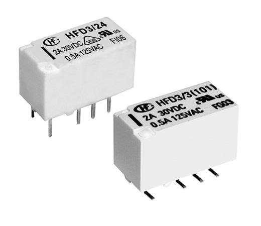 Relay 12VDC 2C 30VDC/2A