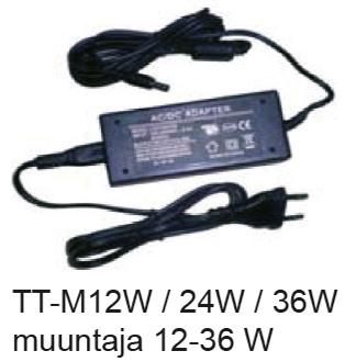 Powersupply 12VDC 36W