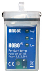 HOBO Pendant Temp Logger 8K