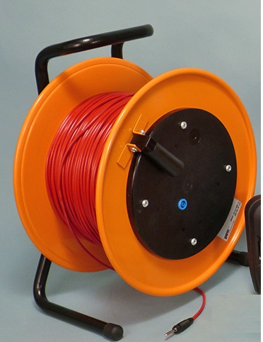 Extension cord 200 m red