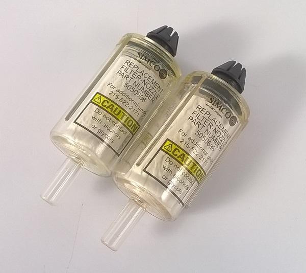 TopGun 3 Filter/Nozzle /kit of 2pcs