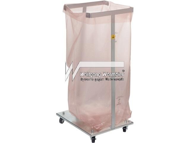 Waste bag holder 450 x 380 x 900mm