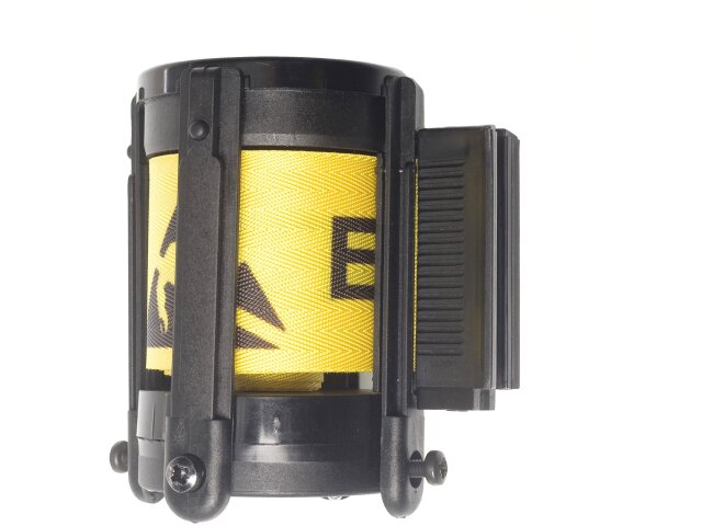 Belt head (w.integrated rew.brake)