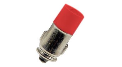 Ba7s 7x20 S. LED red 24-28VDC