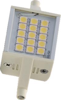 Ledlamp R7s 35x78 220-240V 4W DL