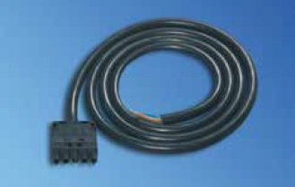 Power supply cable, 3-phase