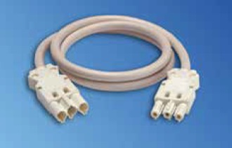 Connection cable L200, white