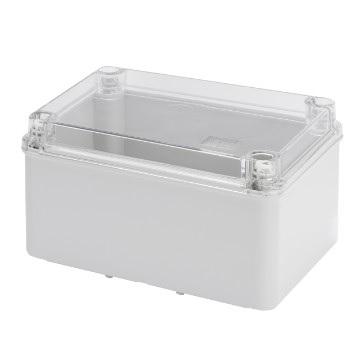 Transparent lid IP56 380x300x170