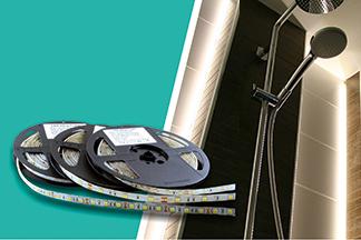Led Strip 12V SMD3528 300led IP63