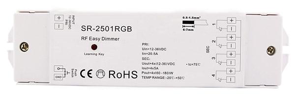 Receiver RGB wireless 180W