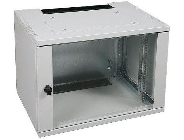 ConAct 9U D600 w glass door
