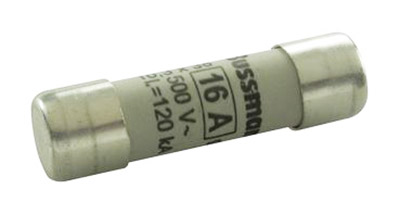 Fuse 16A 10x38mm 500V